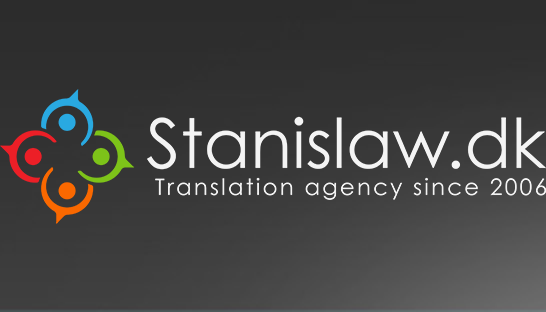 Stanislaw.dk logo - Polish Danish English and German translator